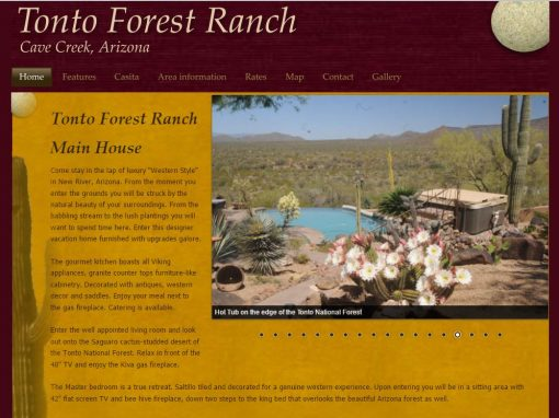 Tonto Forest Ranch