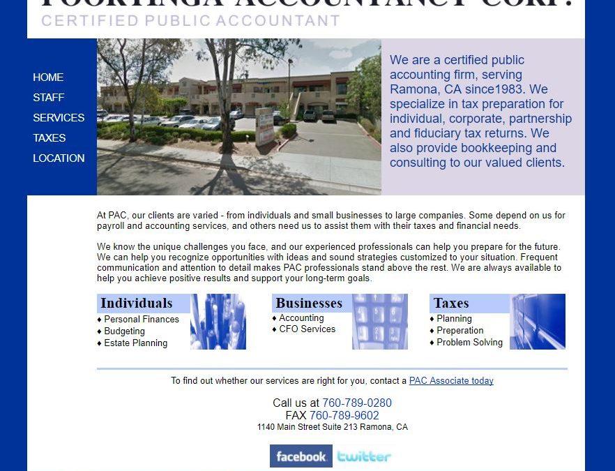 Poortinga Accountancy Corporation
