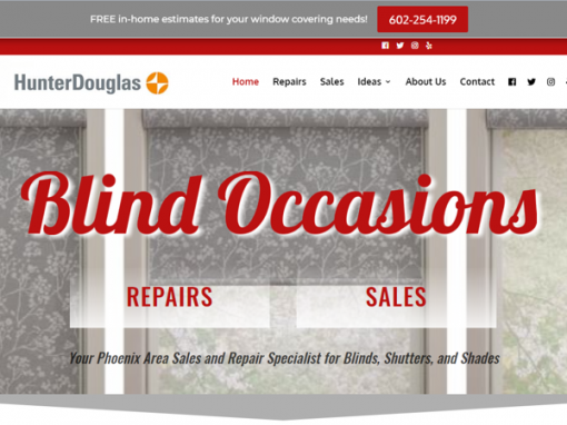 Blind Occasions LLC