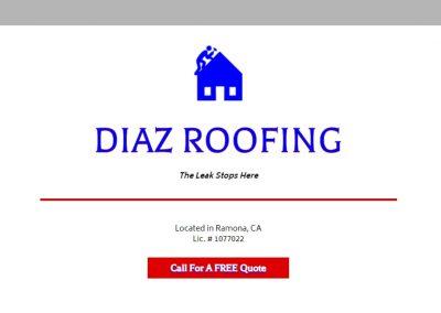 Diaz Roofing